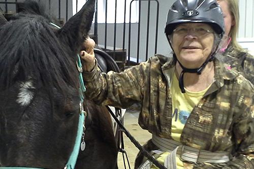 Life Enrichment Equestrian Practice