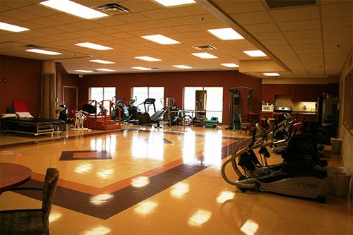The Rehab Gym