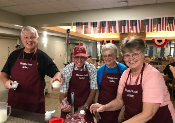 Thornapple Manor Volunteers