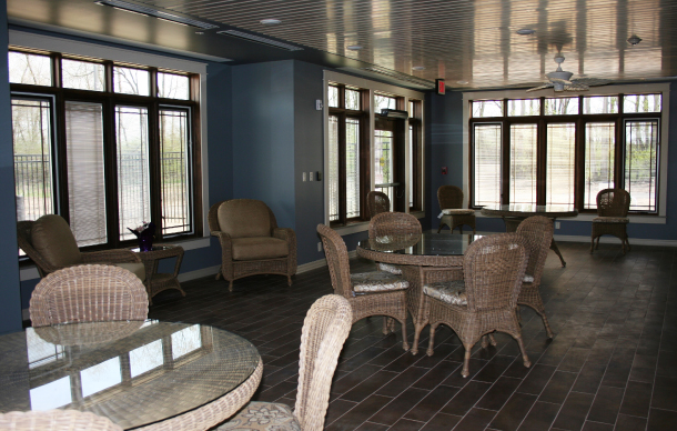 The Cottages Sun Room